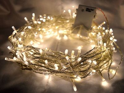 Battery operated fairy lights string led lightsbattery operated battery operated fairy lights aloadofball Image collections