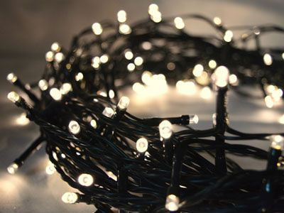 2in1 warm white 200 led fairy lights 20m green cablebattery 2in1 warm white 200 led fairy lights 20m green cablebattery operated aloadofball Image collections