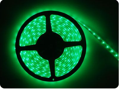 Green smd 3528 flexi strip lights5m 300leds12v dc waterproof click to enlarge mozeypictures Image collections