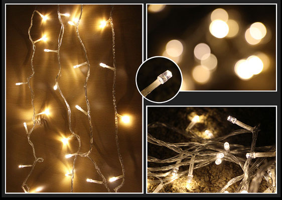 Warm white 200 led battery operated fairy lights string led lights warm white 200 led battery operated fairy lights string led lightsbattery operated led lightsoutdoor led lights indoor led lights led lights super aloadofball Image collections